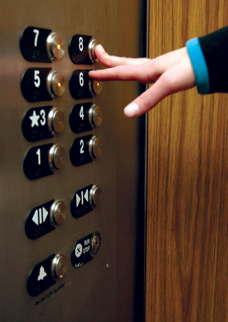 Elevator-Buttons
