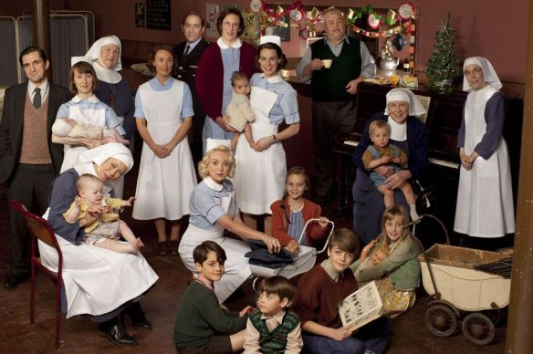 Call the Midwife - so, so good!