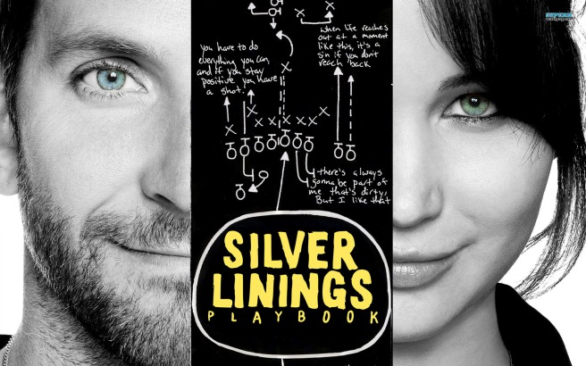 Silver Linings Playbook - I'm having a love affair with psychological disorders.