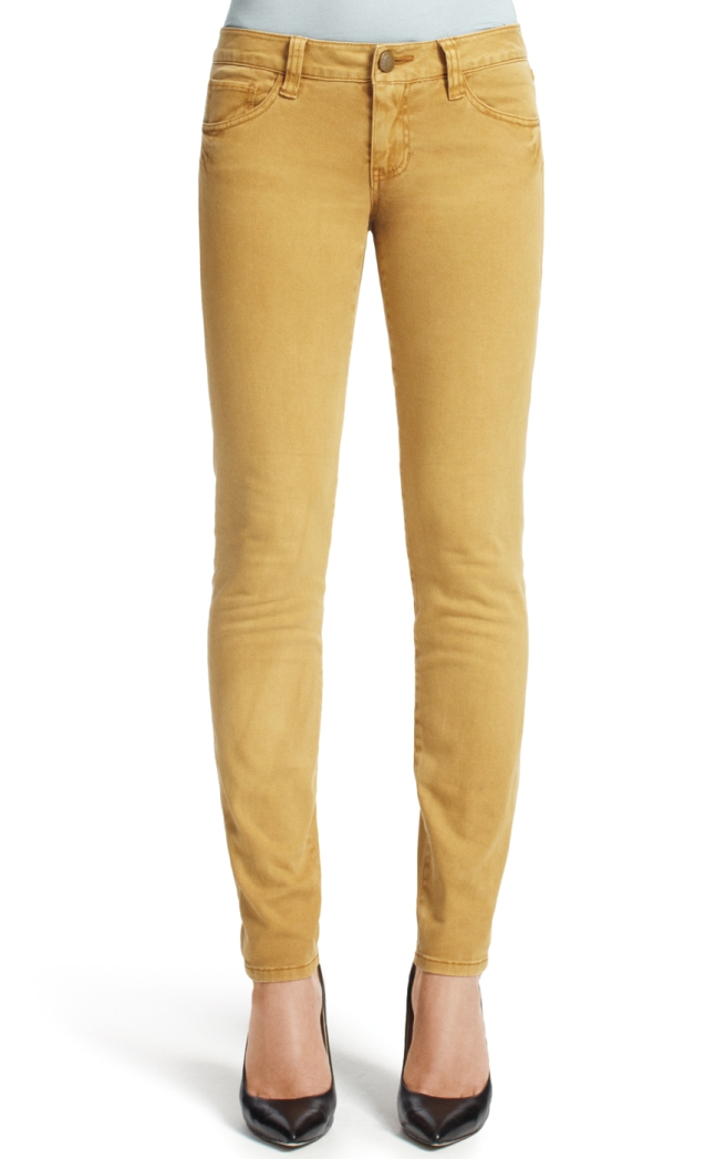 CAbi Gold Ruby Jean