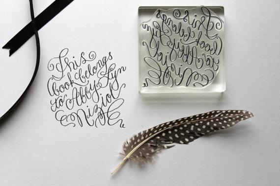 Etsy: Megan Lacey Design.