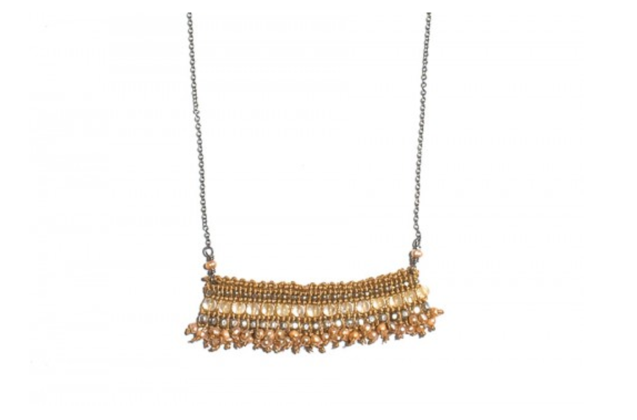 The Citrine Balboa Necklace, Tom's.