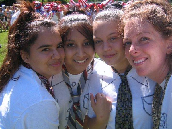 RIP Cristin Padilla, second from left.